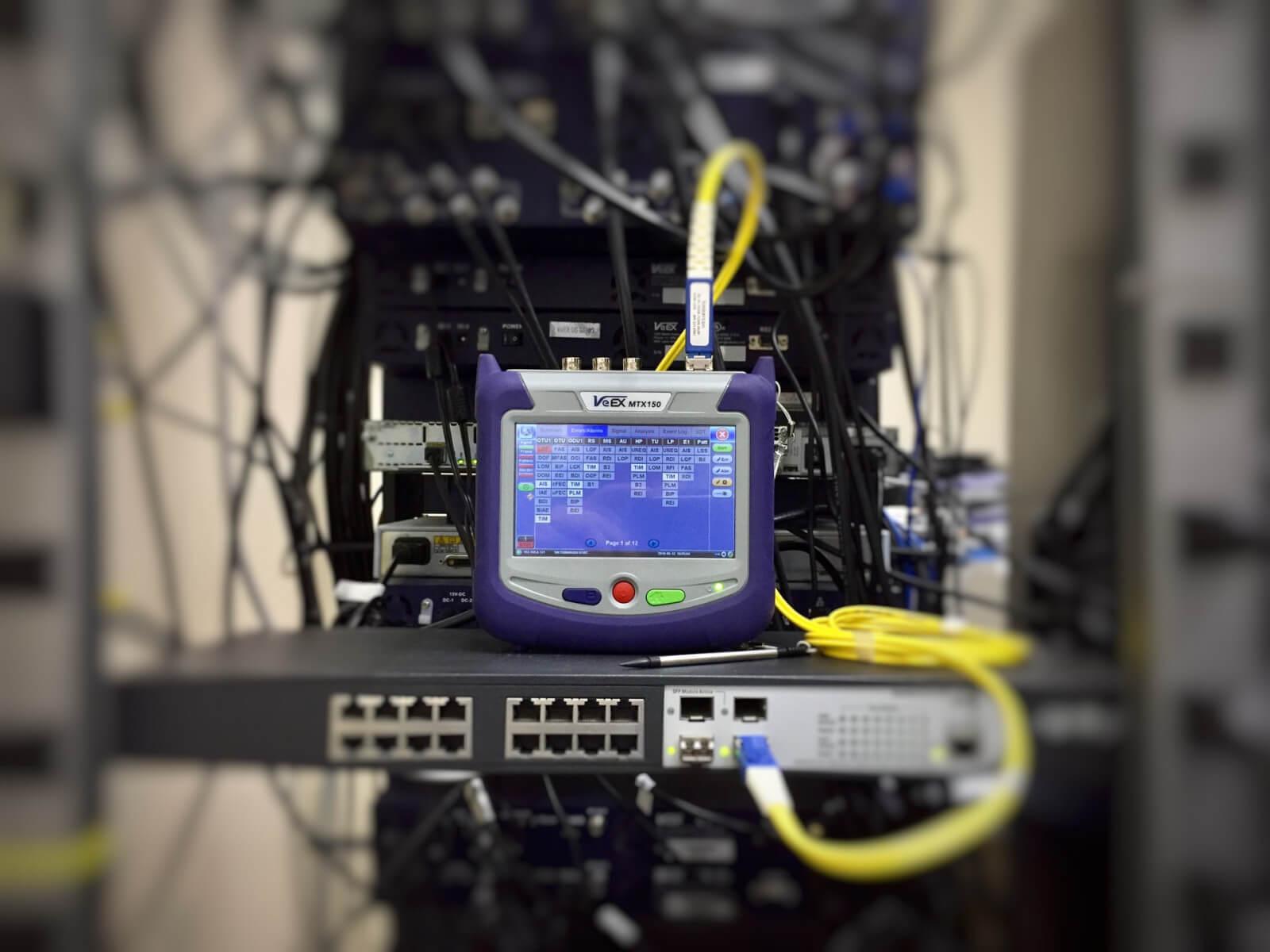 Take a deep dive into a router